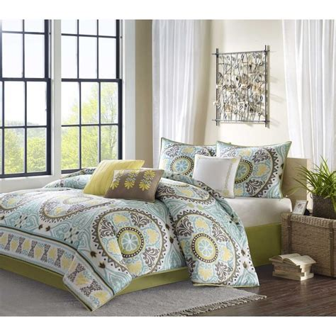 madison park serene 7 piece comforter set madison park bali 7 piece comforter set by madison park