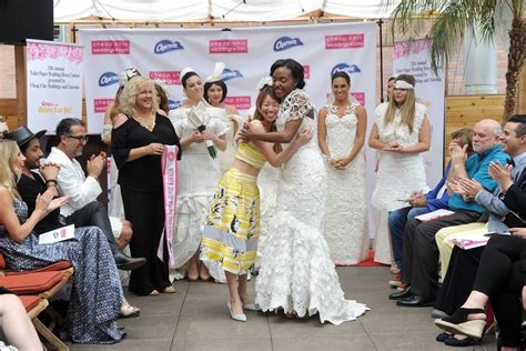 Wedding Dress Sweepstakes - on a roll meet the winner of the toilet paper wedding dress contest nbc news