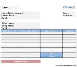 template for invoice uk subcontractor invoice template uk hardhost info
