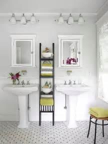 Cute Bathroom Storage Ideas by Smallrooms