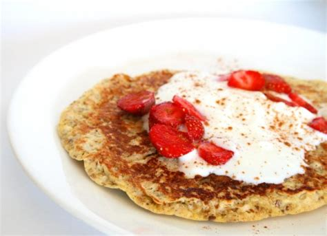 protein oatmeal pancakes oatmeal protein pancakes colourful palate