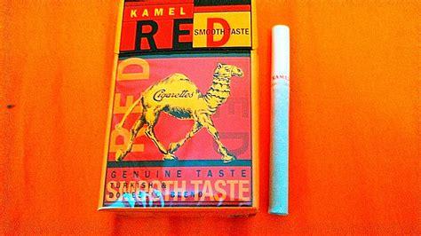 American Spirit Lights Kamel Red Smooth Taste Cigarette Review 171 Kraft S