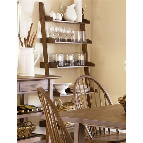 leaning wine bar bookcase set farmhouse leaning bookcase liberty furniture furniture cart