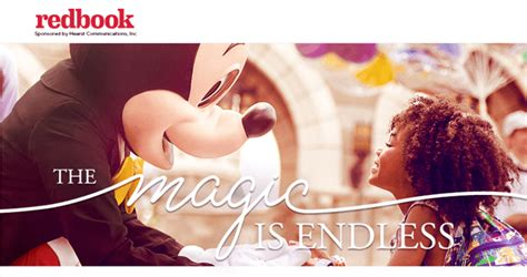 Redbook Com Sweepstakes - redbook is sending you on a magical walt disney world resort vacation
