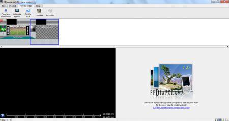 membuat video klip musik buat film dari foto dan video klip dengan ffdiaporama i