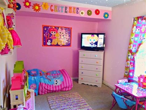 lalaloopsy bedroom lalaloopsy girls bedroom paint makeover contemporary