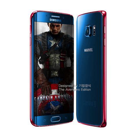 Harga Samsung S6 Iron Limited Edition komt samsung met superheld edities samsung galaxy s6 edge