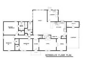 Floor Plans For Ranch Homes With Basement floor plans for ranch homes with a porch floor plans for ranch homes