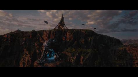 wakanda   black panther trailer details