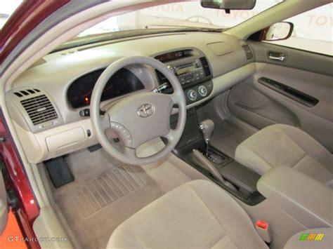 2005 Toyota Camry Interior by Gray Interior 2005 Toyota Camry Le V6 Photo 52483865