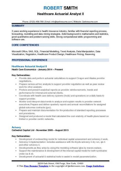 retiree resume sle free sle actuary resume 28 images actuarial analyst resume