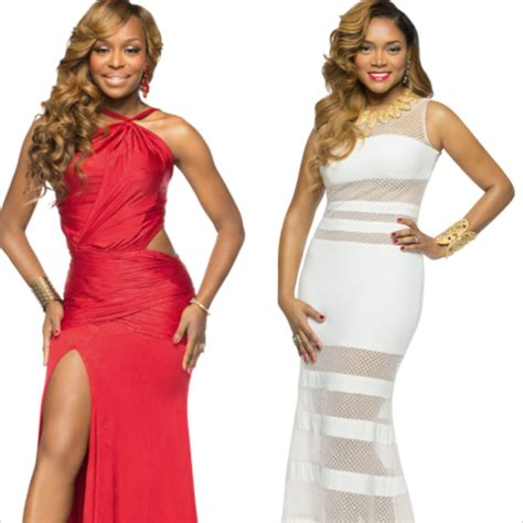 married to medicine mariah and quad are no longer friends former married to medicine besties mariah huq quad