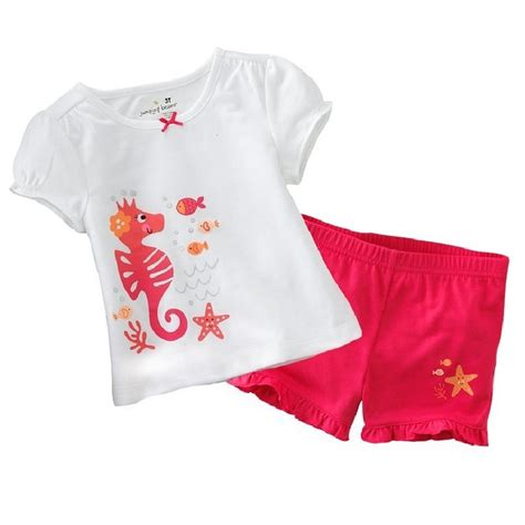 Dress Baby Jumping Beans 2 jumping beans clothes set t shirts suit shorts sleeve sets baby clothes 2