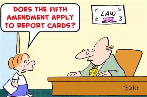 bill of rights  fifth amendment