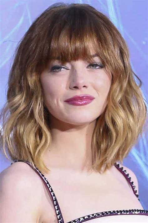Hairstyles With Bangs 2015 by 25 Hairstyles With Bangs 2015 2016 Hairstyles