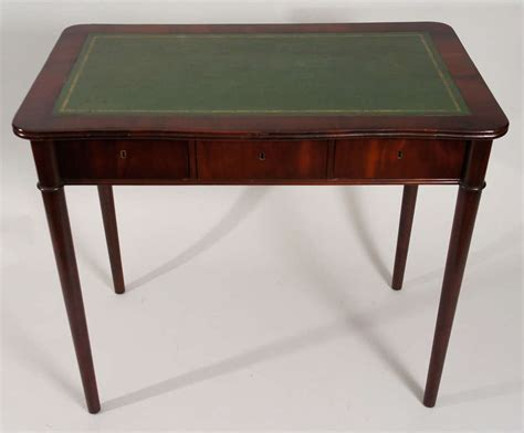 writing table with three drawers for sale at 1stdibs