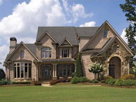 brick farmhouse plans brick french country house plans french country homes