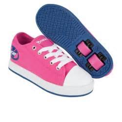 heelys shoes heelys fresh shoes fuchsia navy free delivery options