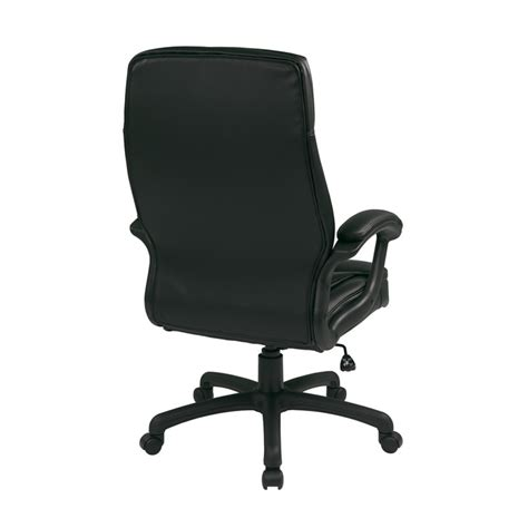 osp high back eco leather executive chair atwork office