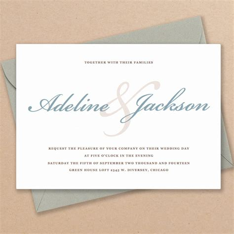 wedding announcements and reception invitations neutral wedding invitations diy wedding invitations