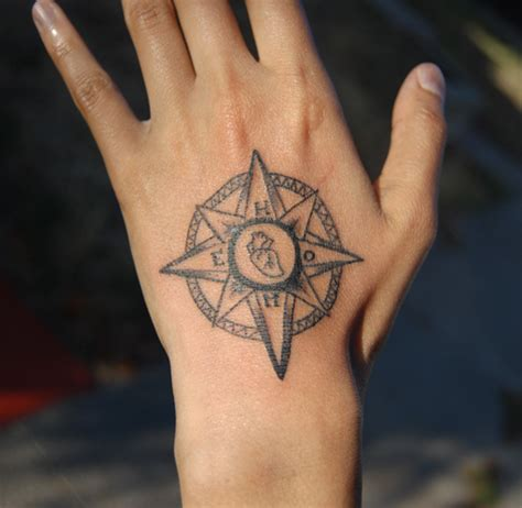 compass tattoo represents what tattoo would represent travel yahoo answers