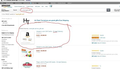 Checking Balance On Amazon Gift Card - how to combine all your gift cards a thing or two