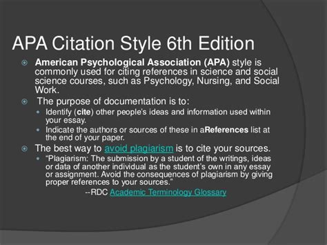 myers psychology for the apâ course books apa citation style 6th edition