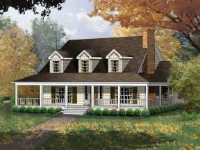 small farmhouse plans wrap around porch carney place cape cod farmhouse plan 030d 0012 house