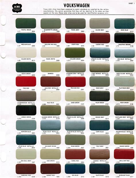 nason paint colors nason paint color chart nason single stage paint color