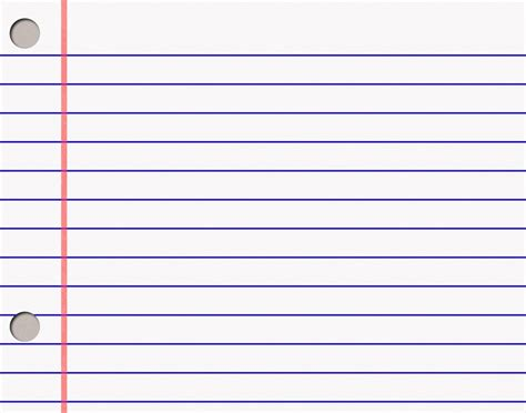 school notebook paper printable lined paper notebook paper clipart clipartbarn in school