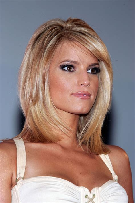 jessica simpson hairstyles with bangs 15 must see pics of jessica simpson s hairstyle