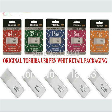 Sale Flash Disk Toshiba 4 Gb aliexpress buy free shipping original toshiba real capacity 4gb 8gb 16gb 32gb 64gb usb