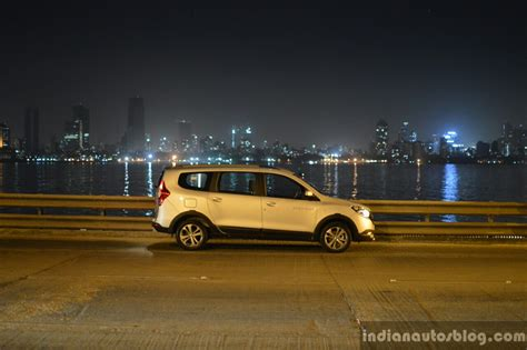 renault lodgy 2017 renault lodgy stepway first drive review