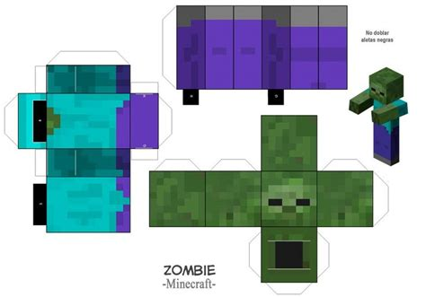 zombie minecraft by pepinillo87 on deviantart just cuz