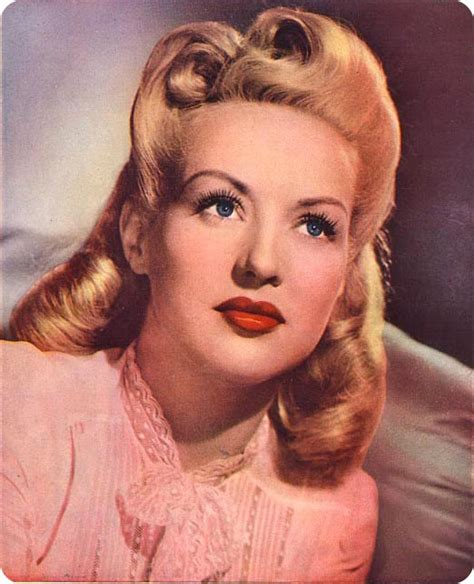 best hair color for late 40 woman photos betty grable johanna s blog
