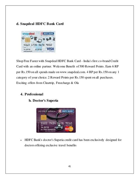 Hdfc Gift Card For Online Shopping - credit card special preference to hdfc bank