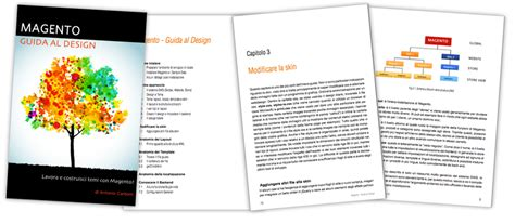 magento guida al design di magento commerce