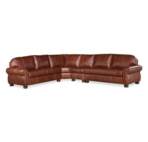 thomasville benjamin leather sectional thomasville furniture upholstery leather benjamin