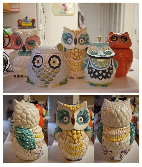 Owl Decorations For Kitchen by 17 Best Images About Cookie Jars On Disney
