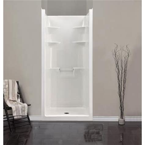 Home Depot Shower Stalls Canada Shower Stalls One 3 Acrylic 1