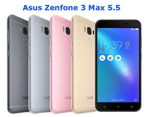 Asus Zenfone 3 Max 5 5 asus zenfone 3 max zc553kl with 5 5 inch display listed on