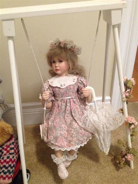 porcelain doll on swing porcelain doll on swing sooke