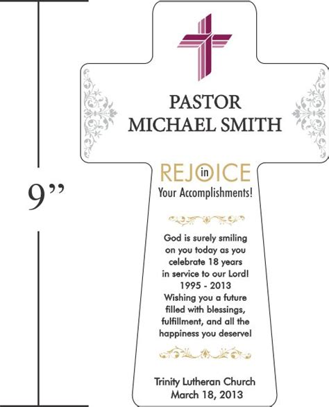 pastor appreciation letter to church sle invitation letters pastor anniversary pastors