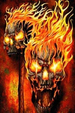 imagenes de una calavera con fuego m 225 s de 25 ideas incre 237 bles sobre calaveras con fuego en