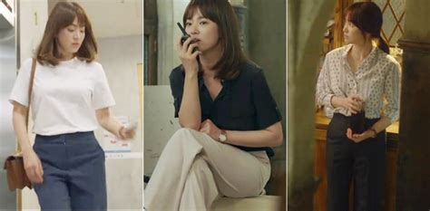 Abw Dots Descendants Of The Sun Fashion Dress Song Hye Kyo Import Be 7 fashion moments from song hye kyo in descendants of the