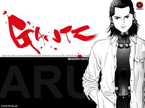 Gantz Anime Dsdw Size L katou masaru 132657 zerochan