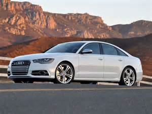 2013 Audi S6 Price 2013 Audi S6 Sport Sedan Road Test And Review Autobytel