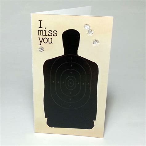 photo the perfect i miss you card law enforcement