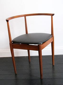 Corner Dining Chairs Vintage Scandi Teak Corner Dining Chairs
