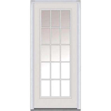 Single Door Front Doors Exterior Doors Doors Home Depot Exterior Doors Prices